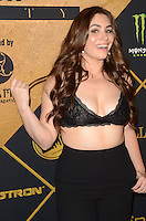 LOS ANGELES, CA - JULY 30: Sophie Simmons the 2016 MAXIM Hot 100 Party at the Hollywood Palladium on July 30, 2016 in Los Angeles, California. Credit: David Edwards/MediaPunch