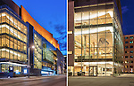 Architecture Photography: Maison Symphonique de Montreal by architects Diamond Schmitt Architects, Downtown Montreal, Quebec, Canada