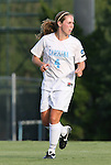 22 August 2008: Carolina's Meghan Klingenberg. The University of North Carolina Tar Heels defeated the UNC Charlotte 49'ers 5-1 at Fetzer Field in Chapel Hill, North Carolina in an NCAA Division I Women's college soccer game.