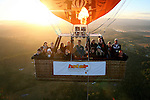 20110626 Sunday June 26th Gold Coast Hot Air Ballooning
