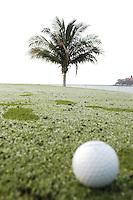 the 13th hole of the Tangolunda golf course in Huatulco, Oaxaca 06.11.06