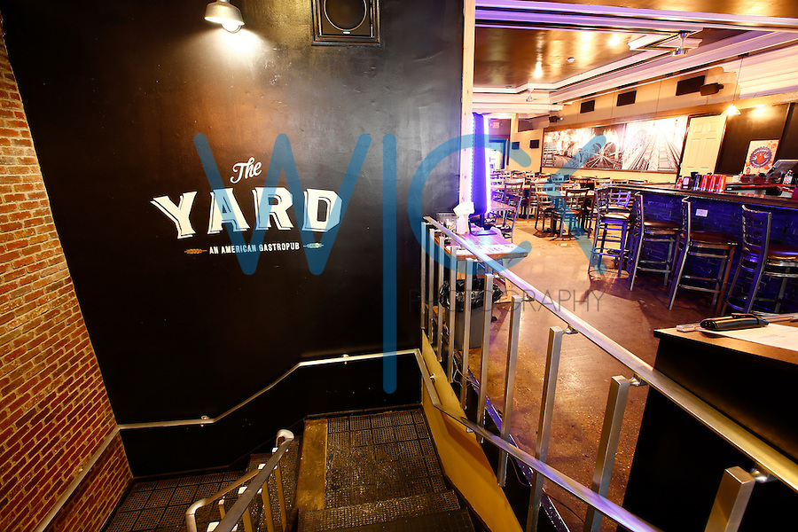 The Yard in the Market Square section of downtown Pittsburgh, Pennsylvania. (Photo by Jared Wickerham/Wick Photography)