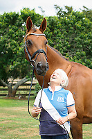 01-2016 Kallista Field Equestrian: YARD SHOOT