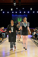 The Underclass Merchant, New Zealand Eco Fashion Exposed, Eco Designer Runway at Notre Dame Performing Arts Centre, Lower Hutt, New Zealand on Saturday 26 July 2014. <br /> Photo by Masanori Udagawa. <br /> www.photowellington.photoshelter.com.