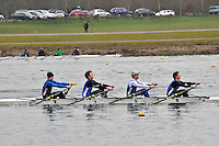 395 CardiffCity SEN.4x‐..Marlow Regatta Committee Thames Valley Trial Head. 1900m at Dorney Lake/Eton College Rowing Centre, Dorney, Buckinghamshire. Sunday 29 January 2012. Run over three divisions.