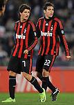 Fussball SERIE A, Saison 2008/2009, Lazio Rom - AC Mailand