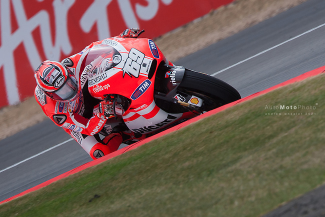 2011 MotoGP World Championship, Round 6, Silverstone, United Kingdom, June 12, 2011, Nicky Hayden
