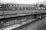 Northern Ireland Derry Londonderry 1983. Raymond Gilmour grew up on the Creggan Estate a small time crook and INLA and IRA member who was turned and became a supergrass working for the Royal Ulster Constulary from 1977 untill 1982.