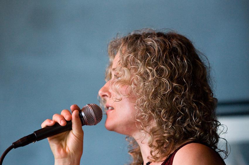 Liis Todd performing at Egan's Ballard Jam House in Seattle