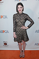 NEW YORK, NY - APRIL 20: Lucy Hale at ASPCA Bergh Ball 2017 at The Plaza Hotel on April 20, 2017 in New York City. <br /> CAP/MPI99<br /> &copy;MPI99/Capital Pictures