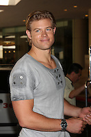 LOS ANGELES - AUG 2:  Trevor Donovan arrives at the Hallmark Channel TCA Press Tour 2012 at Beverly Hilton Hotel on August 2, 2012 in Beverly Hills, CA
