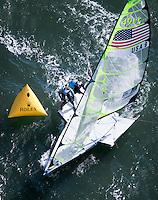 Trevor Moore, 2012 US Olympic Team (Sailing)