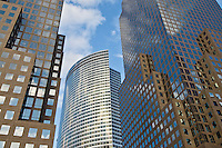 Goldman Sachs Headquarters , 200 West Street, New York City, New York,  by Harry Cobb of Pei Cobb Freed,  World Financial Center