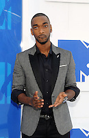 NEW YORK, NY - AUGUST 28:Jay Pharoah attend the 2016 MTV Video Music Awards at Madison Square Garden on August 28, 2016 in New York City Credit John Palmer / MediaPunch