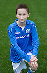 St Johnstone FC Academy U14's<br /> Duncan McPhee<br /> Picture by Graeme Hart.<br /> Copyright Perthshire Picture Agency<br /> Tel: 01738 623350  Mobile: 07990 594431