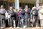 07-01-2014 Sandel Hall Ground Breaking