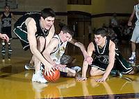 Boys Basketball Varsity vs. Covenant Christian 1-17-09