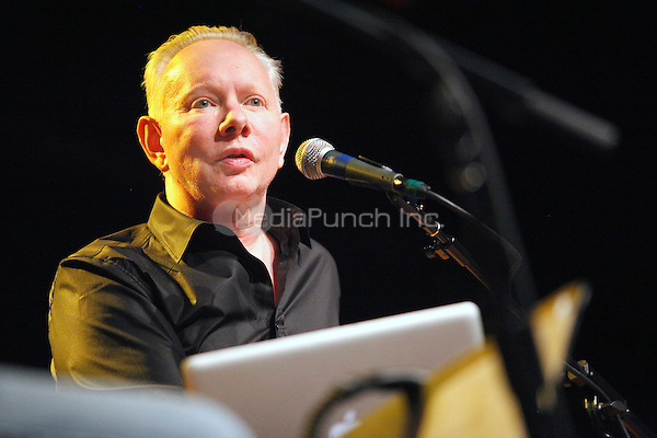 Joe Jackson pictured at his interview during the 12th Annual Non-Comm at World Cafe Live in Philadelphia, Pa on May 17, 2012  © Star Shooter / MediaPunchInc