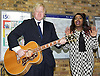 Boris Busking 26th March 2013