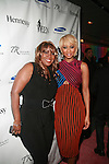 Meli'sa Morgan and Honoree Keri Hilson Attend 3rd Annual WEEN Awards Honoring  Estelle, Keri Hilson, Tracy Wilson Mourning, Egypt Sherrod, Danyel Smith and Jennifer Yu Held at  Samsung Experience at Time Warner Center, NY  11/10/11