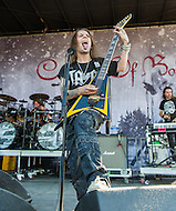 Children of Bodom  at Mayhem Fest 2013