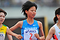 Yuriko Kobayashi (JPN),.JUNE 12, 2011 - Athletics : The 95th Japan Athletics National Championships Saitama 2011, Women's 5000m final at Kumagaya Athletic Stadium, Saitama, Japan. (Photo by Jun Tsukida/AFLO SPORT) [0003]