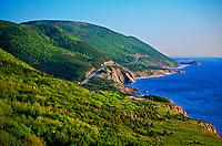 Cabot Trail, Cape Breton Island, Nova Scotia, Canada