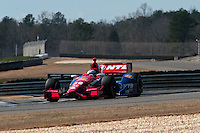 20-21 Febuary, 2012 Birmingham, Alabama USA.Graham Rahal.(c)2012 Scott LePage  LAT Photo USA