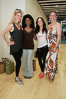 Image from the Accessorize for Wellness Summer 2012 event hosted by Psquared Productions, at 328 East 61 Street, New York City; June 20, 2012.