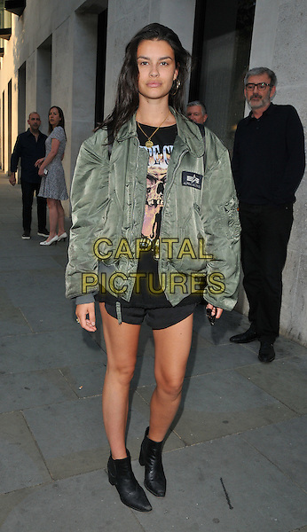Grace McGovern at the STK Ibiza launch party, STK bar &amp; restaurant, The Strand, London, England, UK, on Tuesday 21 June 2016.<br /> CAP/CAN<br /> &copy;CAN/Capital Pictures