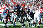 Ole Miss offensive lineman Alex Washington (73) at Vaught-Hemingway Stadium in Oxford, Miss. on Saturday, September 4, 2010.