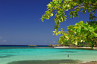 Winnifred Beach, North Coast, Jamaica, Caribbean