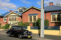 Hampden Road, Battery Point, Hobart, Tasmania, Australia.