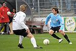 Sandhausen 05.12.2009, 3. Liga SV Sandhausen - FC Ingolstadt 04, Sandhausens Florian Tausendpfund gegen Ingolstadts Andreas Buchner <br /> <br /> Foto &copy; Rhein-Neckar-Picture *** Foto ist honorarpflichtig! *** Auf Anfrage in h&ouml;herer Qualit&auml;t/Aufl&ouml;sung. Ver&ouml;ffentlichung ausschliesslich f&uuml;r journalistisch-publizistische Zwecke. Belegexemplar erbeten.