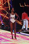 Resort Looks on the Runway at BET's Rip The Runway 2013 Hosted by Kelly Rowland and Boris Kodjoe Held at the Hammerstein Ballrom, NY