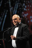 Economic Development minister Steven Joyce. Wellington Gold Awards at TSB Bank Arena, Wellington, New Zealand on Thursday, 9 July 2015. Photo: Dave Lintott / lintottphoto.co.nz
