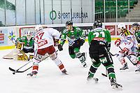 20150217: SLO, Ice Hockey - HDD Telemach Olimpija vs EC KAC