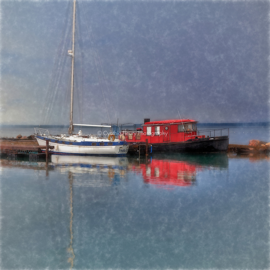Seascapes, Boats and Nautical