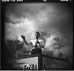 Al GORE   0011<br /> Last days of Presidential Campaign<br /> <br /> 2000  &copy; David BURNETT /  CONTACT Press Images