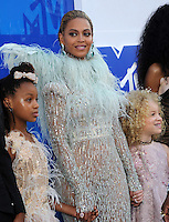 NEW YORK, NY - AUGUST 28  Beyonce  attend the 2016 MTV Video Music Awards at Madison Square Garden on August 28, 2016 in New York City Credit John Palmer / MediaPunch