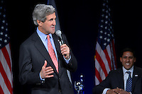 Kerry at USAID