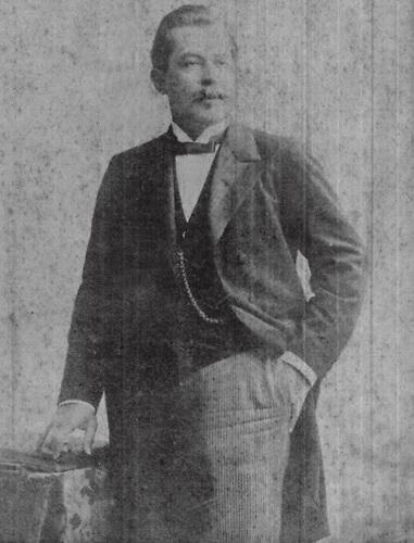 Juan Isidro Jiménes.