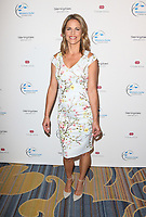 BEVERLY HILLS, CA - April 20: Natalie Morales, At 2017 Women's Guild Cedars-Sinai Annual Spring Luncheon At The Beverly Wilshire Four Seasons Hotel In California on April 20, 2017. Credit: FS/MediaPunch