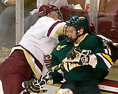 Philip Samuelsson (BC - 5), H.T. Lenz (Vermont - 11) - The Boston College Eagles defeated the visiting University of Vermont Catamounts 6-0 on Sunday, November 28, 2010, at Conte Forum in Chestnut Hill, Massachusetts.