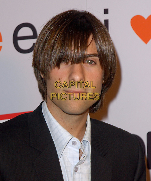 "JASON SCHWARTZMAN.Attends Fox Searchlight's L.A. Premiere of ""I Heart Huckabees"" held at The Grove in Los Angeles, California on September 22nd 2004. .portrait headshot .Ref: DVS.www.capitalpictures.com.sales@capitalpictures.com.©Debbie VanStory/Capital Pictures ."