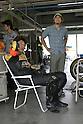Riders Tadashi ASAHINA & Akinori OKADA..EXTEC ASAHINA RACING..SUZUKA 8 HOURS, JAPAN, 01/08/2003.