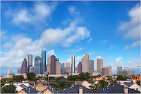 Houston Skyline Images, Photos, and Prints