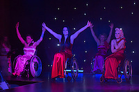 Miss Colours International Wheelchair Beauty Contest 2014