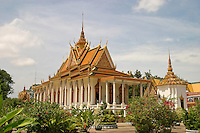 Royal Palace, Phnom Penh, Cambodia