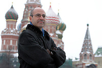 Moscow, Russia, 28/01/2004..Bill Browder, MD and founder of Hermitage Capital Management, a fund management company that specialises in Russian and CIS equity markets.